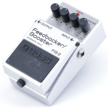 Boss FB-2 Feedbacker / Booster Guitar Effects Pedal P-06364