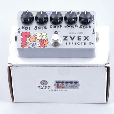 Zvex Fuzz Factory (Vexter Series) Guitar Effects Pedal w/ Box P-06361