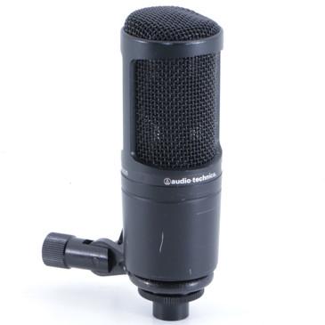Audio-Technica AT2020 Condenser Cardioid Microphone MC-2868