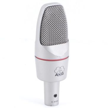 AKG C3000 Condenser Multi-Pattern Microphone MC-2883
