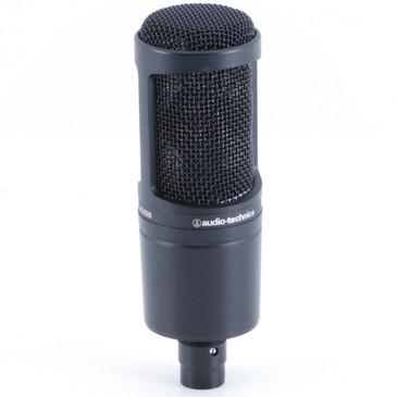 Audio-Technica AT2020 Condenser Cardioid Microphone MC-2882