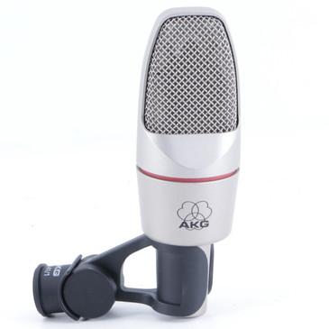 AKG C3000 Condenser Multi-Pattern Microphone MC-2881
