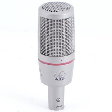 AKG C2000B Condenser Cardioid Microphone MC-2879