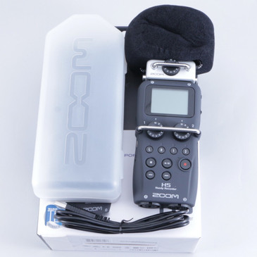 Zoom H5 Handy Recorder OS-8229
