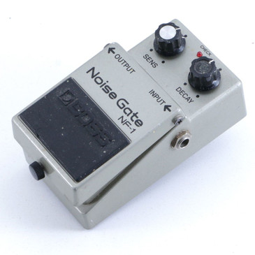 Boss NF-1 Noise Gate Guitar Effects Pedal P-06392
