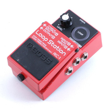 Boss RC-1 Loop Station Guitar Effects Pedal P-06382