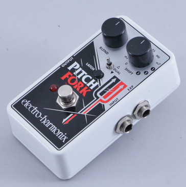 Electro-Harmonix Pitch Fork Guitar Effects Pedal P-06426