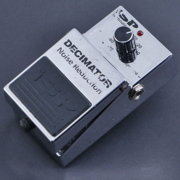 ISP Decimator Noise Gate Guitar Effects Pedal P-06442