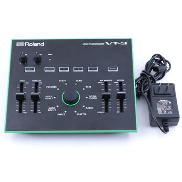 Roland VT-3 Voice Transformer Vocal Effects Processor P-06441