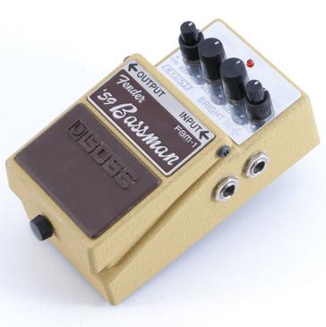 Boss FBM-1 '59 Bassman Overdrive Guitar Effects Pedal P-06472