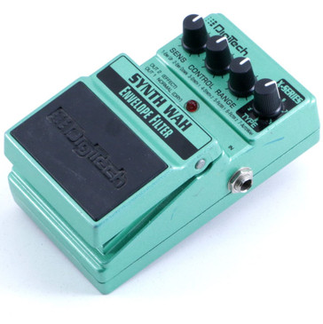 Digitech Synth Wah Envelope Filter Guitar Effects Pedal P-06480