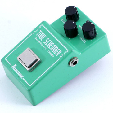 Ibanez TS808 Tubescreamer Overdrive Pro  Guitar Effects Pedal P-06473