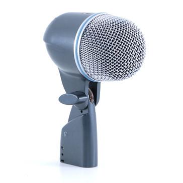 Shure BETA52A Dynamic Super-Cardioid Microphone MC-2891