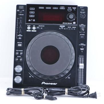 Pioneer CDJ-850-K DJ Digital Multi Media Deck OS-8233