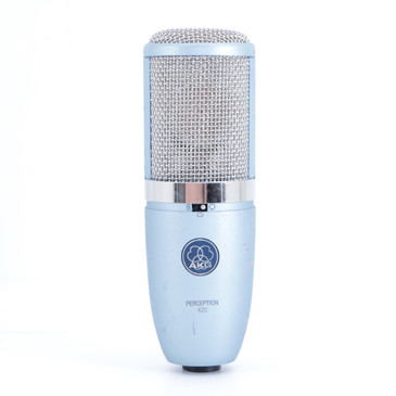 AKG Percepton 420 Condenser Multi-Pattern Microphone MC-2908