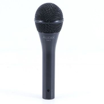 Audix OM2 Dynamic HyperCardioid Microphone MC-2921