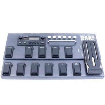 Line 6 Bass Pod XT Live Bass Guitar Multi-Effects Pedal & Power Supply P-06603