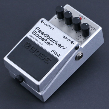 Boss FB-2 Feedbacker / Booster Guitar Effects Pedal P-06631