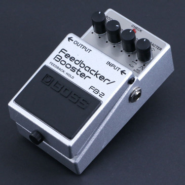 Boss FB-2 Feedbacker / Booster Guitar Effects Pedal P-06630