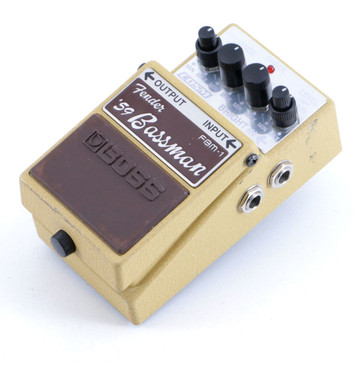 Boss FBM-1 '59 Bassman Overdrive Guitar Effects Pedal P-06617