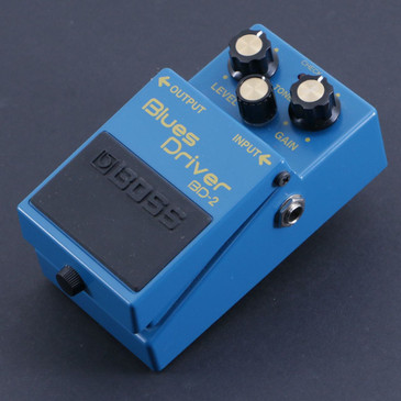 Boss BD-2 Blues Driver Overdrive Guitar Effects Pedal P-06626