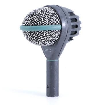 AKG D112 Dynamic Cardioid Microphone MC-2940