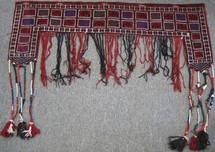 Afghan Turcoman Tent Hanging #4