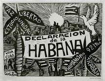 La Declaracion de la Habana