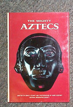 Book:  The Mighty Aztecs (National Geographic)