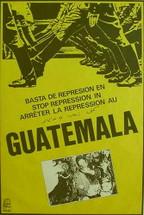 OSPAAAL 1980 -- Guatemala