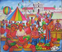 Antonio Coche Mendoza -- La Feria