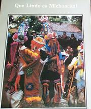 Book:  Que Lindo es Michoacan