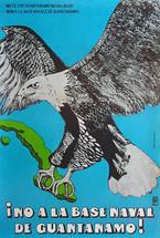 OSPAAAL 1991 -- No to the Guantanamo Naval Base