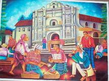 Church at Tecpan