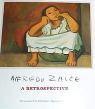 Book:  Alfredo Zalce, A Retrospective