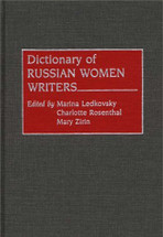Dictionary of Russian Women Writers