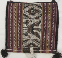Bolivian chuspa bag #29
