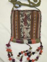 Bolivian chuspa bag #28