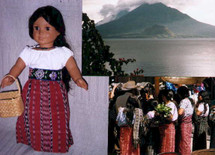 Traditional Maya Doll Clothes