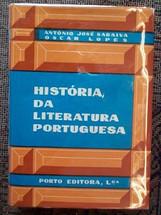 Historia da Literatura Portuguesa