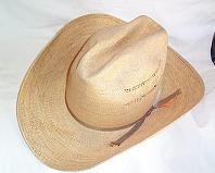 Western Straw Hat