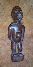 Zaire BaKongo Male Figure #1