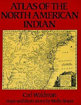 Book:  Atlas of the North American Indian
