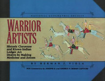 Book:  WARRIOR ARTISTS.