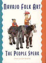 Book:  Navajo Folk Art.  The People Speak