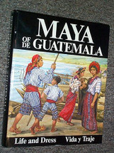 Book:  Maya of/de Guatemala by Carmen Pettersen, FINE condition