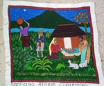 Santiago Atitlan Embroidery by Petronilla #3