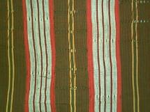 Nigerian Strip Weaving #5
