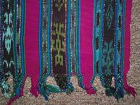 Rebozo from Santa Cruz la Laguna
