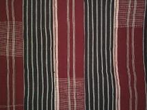 Nigerian Strip Weaving #4